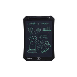 Tableta led pentru scris si desenat, Spacer, 10 inch, SPTB-LED-10