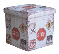 TABURET PLIABIL - STOP