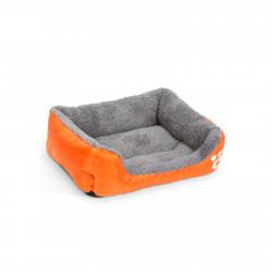 Yummie - Culcuş pentru căţei - 42 x 32 cm - Portocaliu
