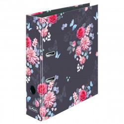 Biblioraft maX.file A4 8cm, motiv Ladylike Flowers