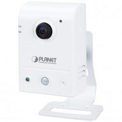 "Camera IP Planet ICA-W8100-CLD, Wireless, Cloud, 1.3MP (HD 720P), Cube Fish-Eye 180"" ; Panoramic"