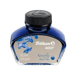 Cerneala Pelikan 4001, 62,5 ml, albastru royal