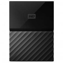 """HDD extern WD My Passport 2TB, 2.5"""" , USB 3.0, Negru"""