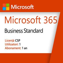 Microsoft 365, Business Standard, Licenta CSP, 5 dispozitive