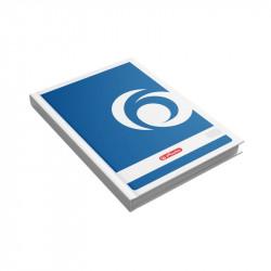 Registru Herlitz, coperti carton, A4 dictando 200 file