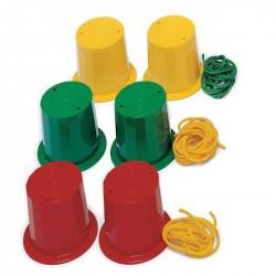 Set picioroange cu franghie Active Play