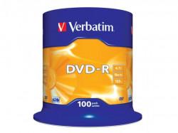 Verbatim DVD-R 16X 100 PK SPINDLE 4.7GB