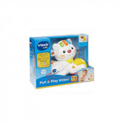 Jucarie interactiva Vtech, Pisica