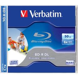 Verbatim BD-R DL 50GB 6X PRINTABLE JC
