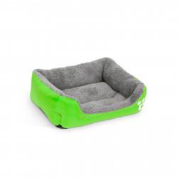 Yummie - Culcuş pentru căţei - 42 x 32 cm - verde