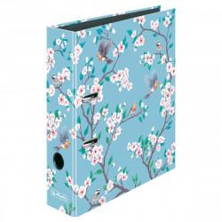 Biblioraft A4 plastifiat 8 cm, Herlitz &Lady Like; - Pasari
