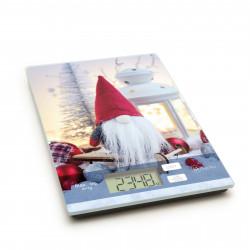 Cântar de bucătărie - model Elf de Crăciun