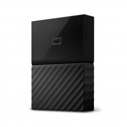 Hard Disk extern Western Digital, My Passport Gaming , compatibil PlayStation 4, 2,5'' 4TB, Negru