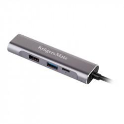 HUB USB TIP C HDMI/USB3.0/USB 2.0/TIP C
