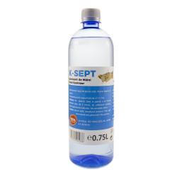 K-SEPT - Soluţie igienizantă pentru mâini - 750 ml