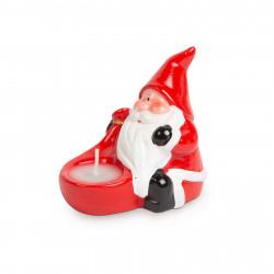 Lumânare de Crăciun - Moș Crăciun - 7,5 x 5,7 x 7 cm