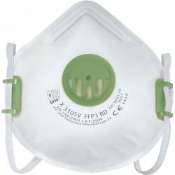 Masca de protectie respiratorie FFP3 seria Premium - Oxyline X 310 SV R D, certificat CE 1437