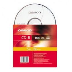 OMEGA OMEGA CD-R 700MB 52X SAFE PACK*1