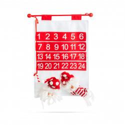 Calendar de Sărbători - 50 x 39 cm