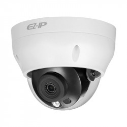CAMERA IP POE 4MPX 3.6MM DOME
