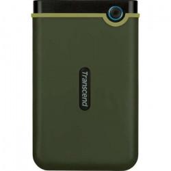 Hard disk extern Transcend StoreJet 25M3 2TB USB 3.0 2.5 inch Military Green