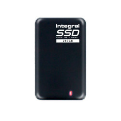SSD Extern Integral 240GB USB 3.0 Black