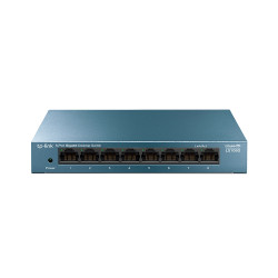 "SWITCH TP-LINK 8 porturi Gigabit LiteWave carcasa metalica ""LS108G"""
