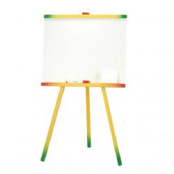 Tablita de lemn whiteboard cu suport