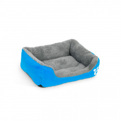 Yummie - Culcuş pentru căţei - 42 x 32 cm - Albastru