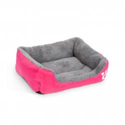 Yummie - Culcuş pentru căţei - 54 x 42 cm - Roz
