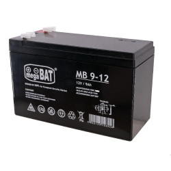 ACUMULATOR VRLA AGM 9Ah 12V MB9-12