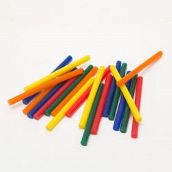 Baton termoadeziv - 7 mm - colorat