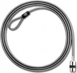 "CABLU securitate KENSINGTON pt. PC si periferice slot standard (kit), cheie standard, conectare directa, permite securizare, permite ancorare, 2.4m, cablu otel carbon, 5.3mm, ""K64615EU"""