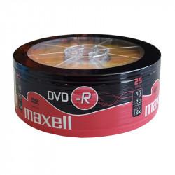 DVD-R 4.7GB 16X SET 25 BUC MAXELL