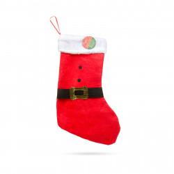 Ghete de Crăciun cu agățătoare, pentru cadouri - 43 x 24 cm