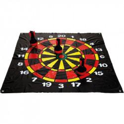 Joc darts orizontal Buitenspeel, 3 sageti