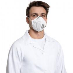 Masca de protectie faciala FFP3 Refil 751 cu supapa, pliabila