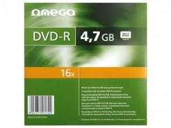 Omega DVD+R 4.7GB 16XSLIM CASE 10