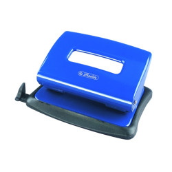 Perforator birou Herlitz, 1,6 mm, Albastru