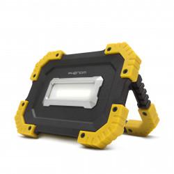 PHENOM - Reflector COB LED multifuncţional, reîncărcabil