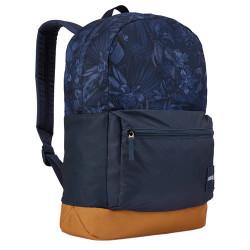 Rucsac Case Logic scolar, 24l, 1 compartiment depozitare, buzunar frontal, 1 buzunar lateral, model albastru, portocaliu,CCAM-1116 DRS BLU FLOR/DRS BLU / 3203857
