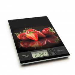 """Vog und Arths - Cântar de bucătărie, 5 kg, model """"căpşuni"""""""