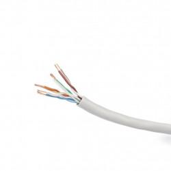 Cablu Gembird UTP stranded cable, cat. 5e, AWG 24, CCA, 305m, gray