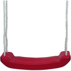 Leagan Swing Seat Rosu 42 x 16 cm