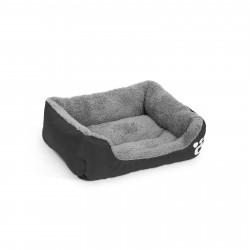 Yummie - Culcuş pentru căţei - 42 x 32 cm - negru
