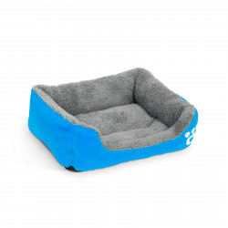 Yummie - Culcuş pentru căţei - 54 x 42 cm - Albastru