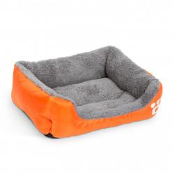 Yummie - Culcuş pentru căţei - 65 x 50 cm - Portocaliu