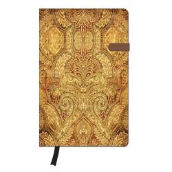 Agenda Herlitz My.Book A5, cu clapeta magnetica, motiv Oriental