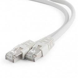Cablu patchcord gembird RJ45, cat. 6A,FTP, LSZH, 3m, gray
