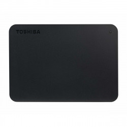 Hard disk extern Toshiba Canvio Basics 4TB USB 3.0 2.5 inch Negru